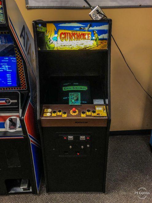 Gunsmoke Arcade